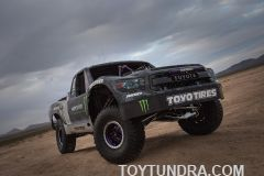 2016 TOYOTA TUNDRA TRD Pro Trophy Truck